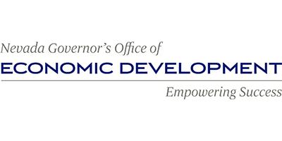 Nevada Governor's Office of Economic Development logo